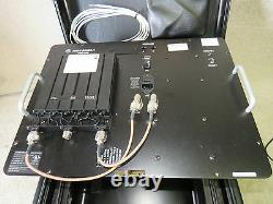 Motorola Pdr 3500 Répéteur Numérique Mobile Tx 419,800 Mhz Rx 408,700 Mhz