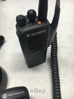 Motorola Pr860 Basse Bande 29-42mhz 16 Canal Radio Deux Voies Aah45bec9aa3an Cp Ht