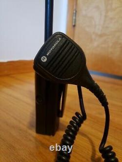 Motorola Pr860 Low Band 29-42mhz 16 Canal Radio Dans Les Deux Sens Avec Micro