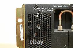 Motorola Quantar T5365a 110 Watt Uhf 438-470 Mhz Répéteur + Garantie