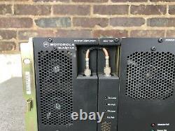 Motorola Quantar T5365a 800 Mhz Unité De Répéteur De 100 Watts