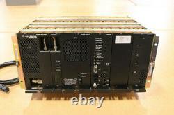 Motorola Quantar Uhf 100 Watt Gold Châssis Repeater 470-490 Mhz Gamme 3 V. 24