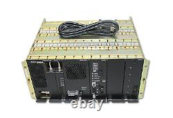 Motorola Quantar Vhf 110 Watt Gamme 1 Répéteur 132-154 Mhz P25 Ham