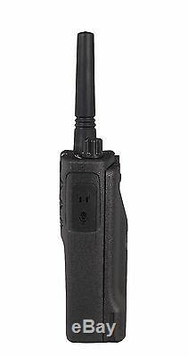 Motorola Rmm2050 Vhf Murs D'affaires À Deux Voies Radio