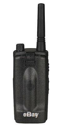 Motorola Rmu2040 Two Way Radio / Talkie-walkie 4 Canaux De Qualité Militaire
