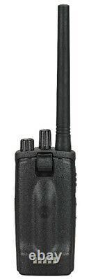 Motorola Rmu2080d Two Way Radio 89 Uhf 8 Canaux Militaires Grade 2 Watt 2 Pk Nouveau
