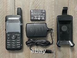 Motorola Sl7550e Uhf (403-470 Mhz) Portable Radio À Deux Sens