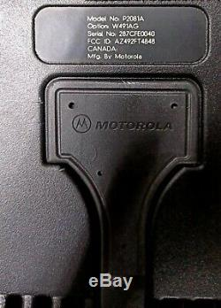 Motorola Spectra T99dx + Astro Two Way Radio T04klh9pw9an