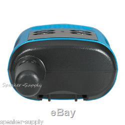 Motorola Talkabout T100 Walkie Talkie 12 Pack Combinée 16 Mile Two Way Radios Bleu