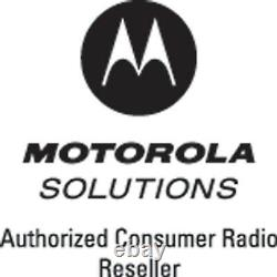 Motorola Talkabout T465 Radio Dans Les Deux Sens 22 X Gmrs/frs, Uhf 184800 Ft