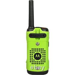 Motorola Talkabout T600 H2o Radio Dans Les Deux Sens 22 X Gmrs/frs, Uhf 184800 Ft