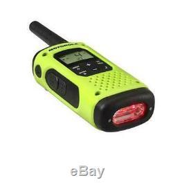 Motorola Talkabout T600 H2o Talkie Walkie 4 Set Pack De Radios Bidirectionnelles Étanches