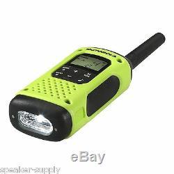 Motorola Talkabout T600 H2o Talkie Walkie 4 Set Pack De Two Way Radios Étanche
