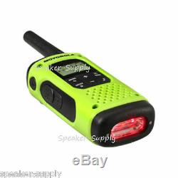 Motorola Talkabout T600 H2o Talkie Walkie 6 Set Pack De Two Way Radios Étanche