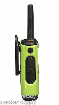 Motorola Talkabout T600 H2o Walkie Talkie 10 Set Pack De Two Way Radios Étanche