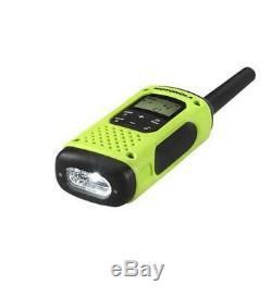 Motorola Talkabout T605 H2o Talkie Walkie Set 35 Mile Two Way Radio Étanche
