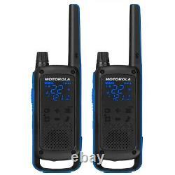 Motorola Talkabout T800 Radio À Deux Sens Avec Earbud Ptt Mics & Case