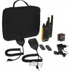 Motorola Talkabout T82 Extreme Rsm, Talkie-walkie, Deux Voies De Consommation Radio