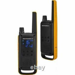 Motorola Talkabout T82 Extreme Walkie Talkie, Radio Grand Public Dans Les Deux Sens
