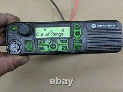 Motorola Xpr4550 Uhf 403-470 Mhz 25w 1000 Ch Radio À Double Sens Aam27qnh9la1an
