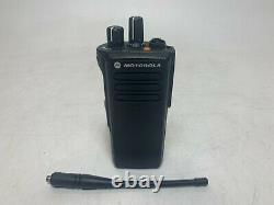 Motorola Xpr7350 32 Chaîne 4w Uhf Radio Numérique 403-512mhz Aah56rdc9ka1an