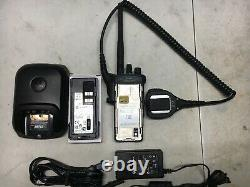Motorola Xpr7350e Vhf Mototrbo Dmr Numérique À Deux Voies Radio Portable
