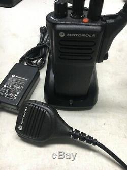 Motorola Xpr7350e Vhf Mototrbo Dmr Portable Digital Radio Two Way Aah56jdc9ka1an