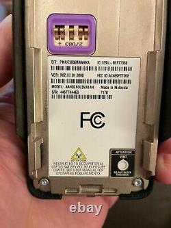 Motorola Xpr 3300 E 403-512mhz 4w Nkp Cfs Wifi Deux Sens Radio Walkie Talkie