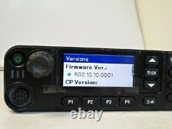 Motorola Xpr 5550e -uhf 450-512 Mhz, Radio Mobile Numérique À Double Sens Aam28trn9ra1an