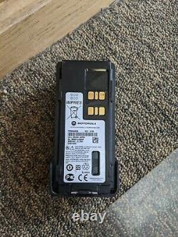 Motorola Xpr 7580e Radio Bidirectionnelle 800/900 Mhz Aah56ucn9rb1an