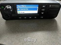 Motorola Xpr Two Way Numérique Mobile Radio Aam28jnn9ra1an