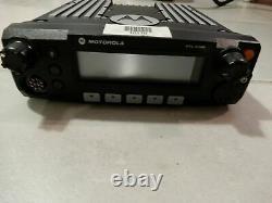 Motorola Xtl2500 P25 Radio Mobile Numérique 700/800 Mhz M21urm9pw1an