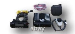 Motorola Xtl2500 P25 Uhf Numérique 40 Watt 380-470 Mhz Télécommande