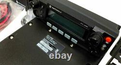 Motorola Xtl2500 Vhf P25 Radio Mobile Numérique 110w Télécommande Adp M21ktm9pw1an