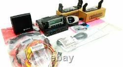 Motorola Xtl5000 Vhf P25 Radio Mobile Numérique 50w Apx Smartzone Aes256 Desofb