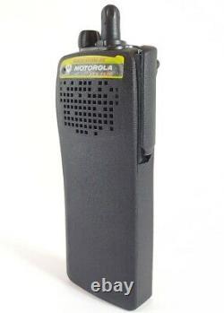 Motorola Xts1500 Vhf 136-174 Mhz Police Incendie Ems P25 Radio Numérique H66kdc9pw5bn