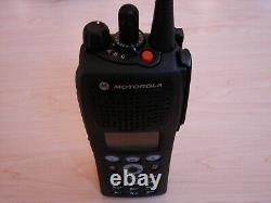Motorola Xts2500 III 700/800 Mhz P25 Tronc Numérique Fire Ems Tac Radio Dans Les Deux Sens