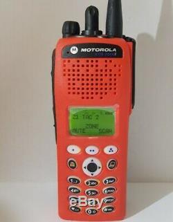 Motorola Xts2500 III 700 Mhz 800 P25 trunking Numérique Radio À Deux Voies H46uch9pw7bn