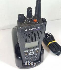 Motorola Xts2500 III Uhf 380-470 Mhz P25 Radio Numérique À Deux Voies H46qdh9pw7bn Xts