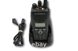 Motorola Xts2500 Modèle 3 900 Mhz Astro P25 9600 Smartzone Chiffrement Adp