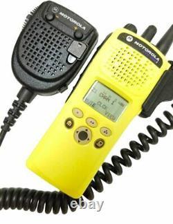 Motorola Xts2500 Uhf 380-470 Mhz P25 Numérique Bidirectionnelle Smartzone Adp Des-ofb