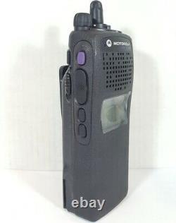 Motorola Xts2500 Vhf 136-174 Mhz Police Incendie Ems P25 Radio Numérique H46kdd9pw5bn