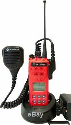 Motorola Xts3000 Modèle II 800 Mhz Numérique Radio À Deux Voies Smartzone H09ucf9pw7bn