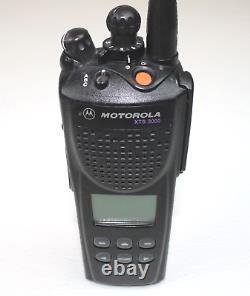 Motorola Xts3000 P25 Mod Numérique Uhf 2 450-520 Mhz