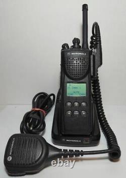 Motorola Xts3000 Uhf 403-470 Mhz Smartzone Numérique Imbe Omnilink Xts 3000 Radio