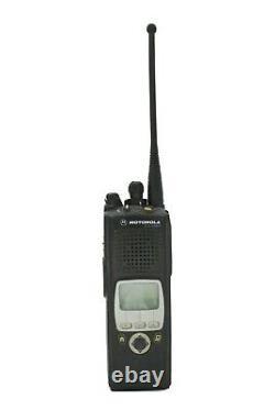 Motorola Xts5000 II H18ucf9pw6an 800mhz Radio À Deux Sens