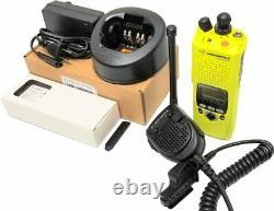 Motorola Xts5000 II Vhf Numérique P25 Radio À Deux Voies Ucm Adp Aes Des Smartzone