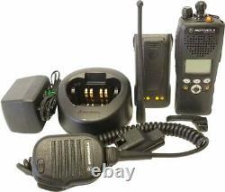 Motorola Xts 2500 II 7/800 Mhz P25 Digital Two Way Radio Adp Impres Smartzone