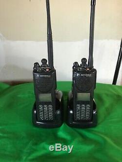 Motorola Xts 3000 Vhf 136-174mhz Deux Voies Radio Numérique H09kdh9pw7bn