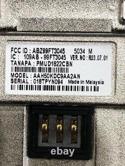 Nouveau Motorola Cp200 Vhf Radio Dans Les Deux Sens Withantenna 16ch Part# Aah50kdc9aa2an